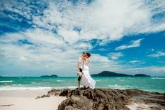 Европейская свадьба на острове Бон