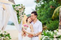 Свадьба на вилле на Пхукете